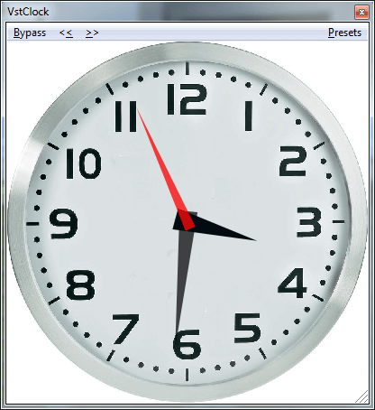 VSTClock free plugin